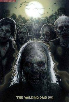 Мертвецы завораживающий ужас